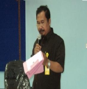 Dukungan ketua jurusan PGSD (Drs. Zaenal Abidin, M.Pd)