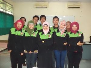 Mahasiswa KKN Desa Lebeteng